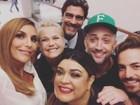 Ivete Sangalo vai ao cinema com Xuxa, Paulo Gustavo e Preta Gil