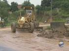 Em 8 dias, chuva supera média para o mês e causa interdições em Amparo