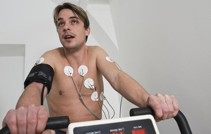 Avaliação médica euatleta (Foto: Getty Images)