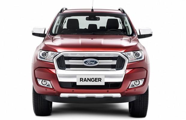 Nova-Ford-Ranger (Foto: Divulgação)