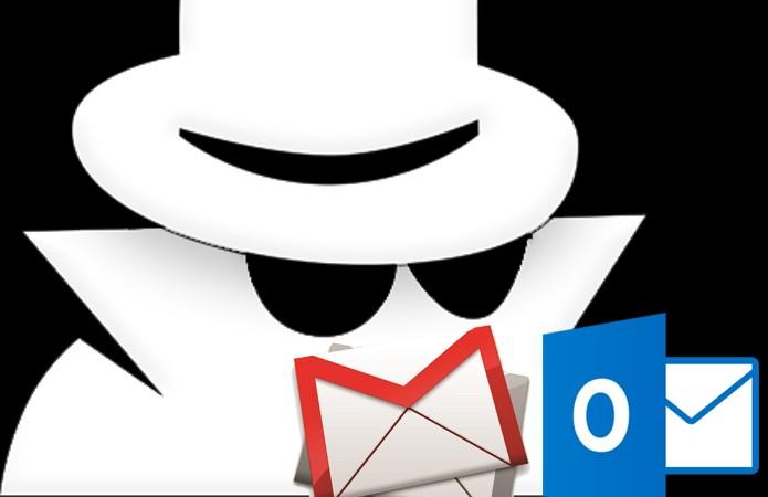 Vírus de e-mail podem colocar em risco informações do usuário (Foto: Arte/TechTudo)