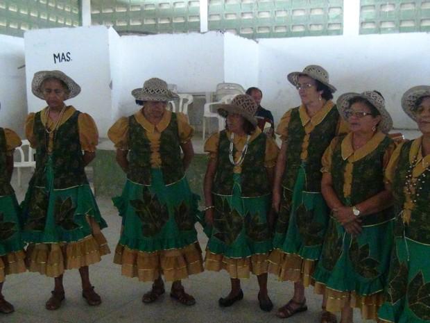Mulheres falam sobre melhora de vida após entrarem no grupo (Foto: Carolina Sanches/G1)