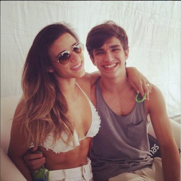 Jade e Pedro Barbosa (Foto: Reprodução Instagram)