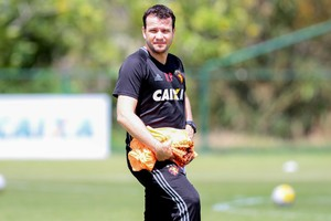 Daniel Paulista Sport (Foto: Marlon Costa / Pernambuco Press)