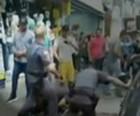 Justiça manda libertar PM que matou camelô (Reprodução/G1)