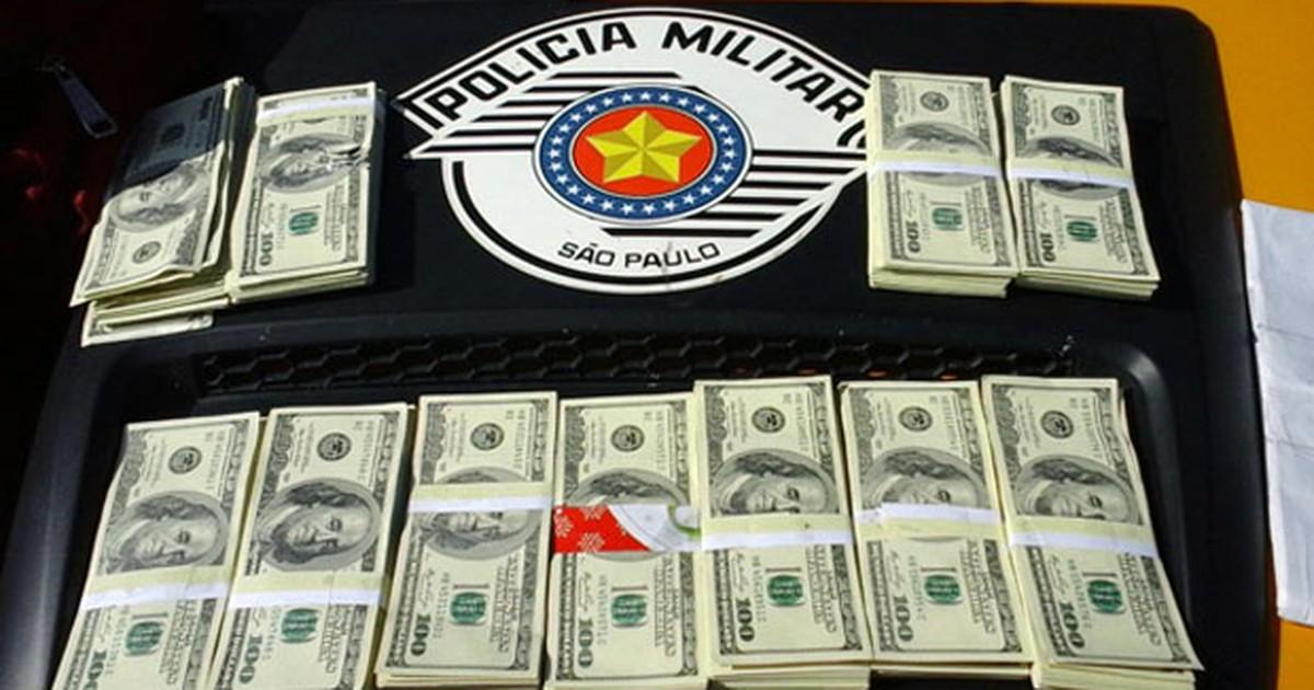 Peruanas são presas com US$ 99,6 mil em notas falsas, em ... - Globo.com