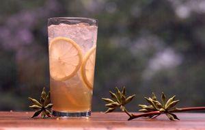 Receita de drinque ginger ale caseiro