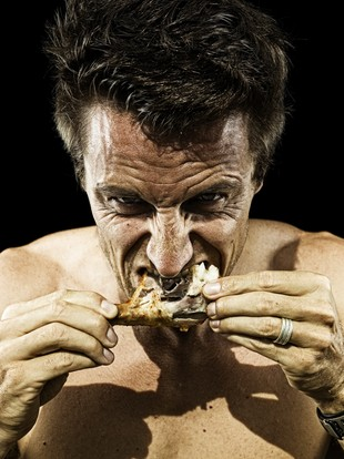 Homem dieta paleo euatleta (Foto: Getty Images)