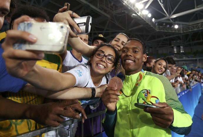 Maicon Andrade (Foto: REUTERS/Issei Kato )