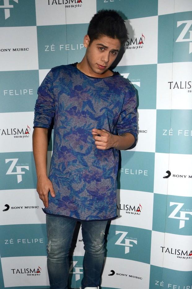 Zé Felipe (Foto: Eduardo Martins / AgNews)
