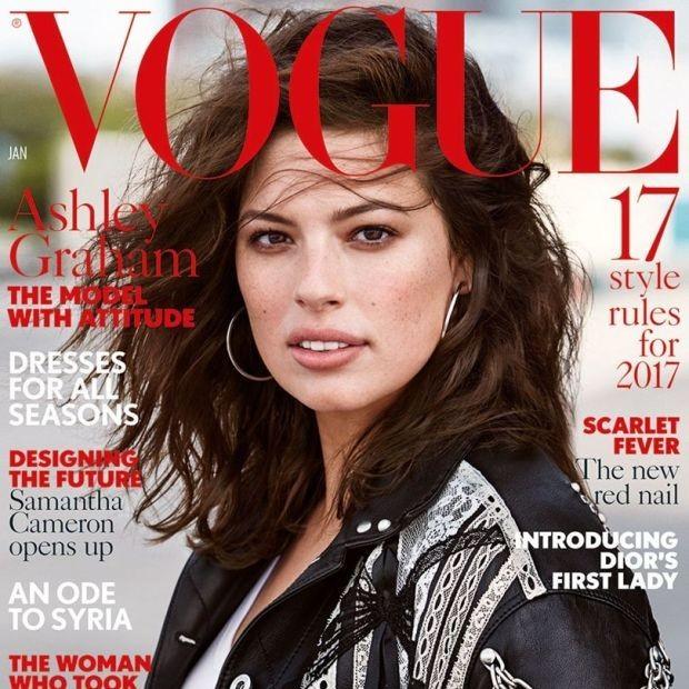 Vogue UK (Foto: Divulgação)