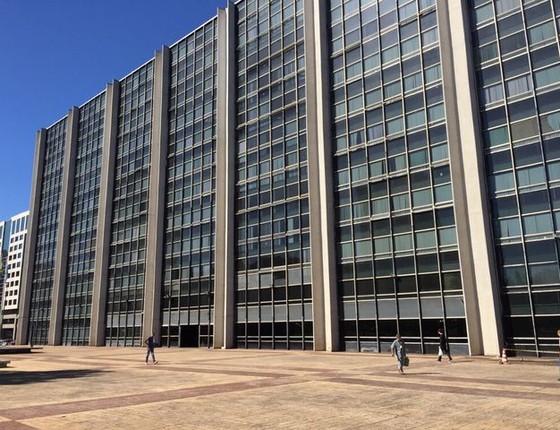 Sede da Polícia Federal (Foto: Reprodução)