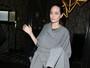Angelina Jolie é fotografada em meio a polêmicas sobre peso