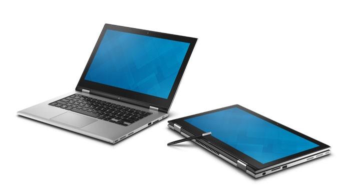 Versátil, o notebook 2 em 1 da Intel passa a oferecer versões com os novos processadores da Intel (Foto: Divulgação/Dell)