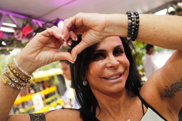 Gretchen (Foto: Leonardo Benassatto/AgNews)
