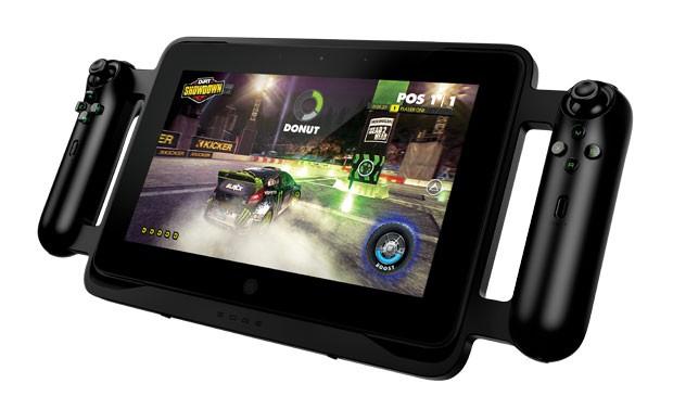 Tablet Edge é voltado para gamers (Foto: Divulgação)