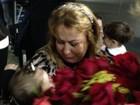 Após acidente de balão na Turquia, casal chega a SP e relata 'emoção'