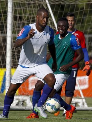 Cruzeiro; Dedé (Foto: Washington Alves/Light Press)