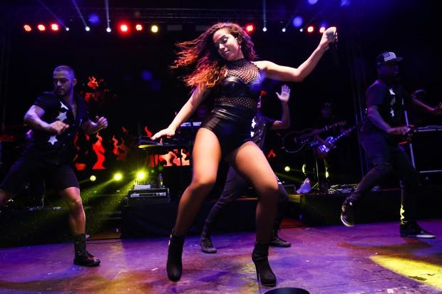 Anitta faz show em São Paulo (Foto: Manuela Scarpa/Photo Rio News  )