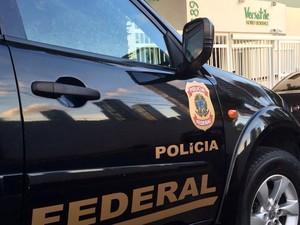 Um mandado de prisão e sete de condução coercitiva também estão sendo cumpridos (Foto: Divulgação/PF)