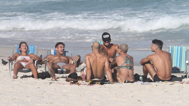 Lucas Lucco (Foto: Brazil News)
