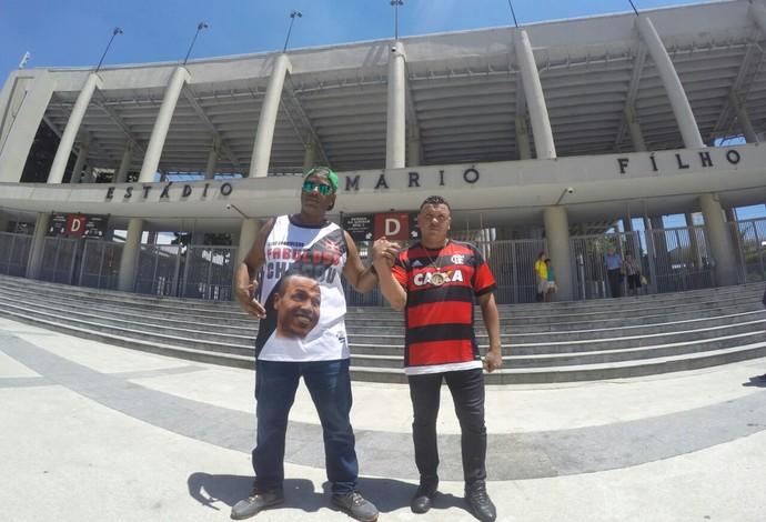 MC Charles MC G3 Vasco Flamengo (Foto: Felipe Schmidt)