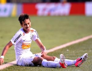 Neymar (Foto: Marcos Ribolli / Globoesporte.com)