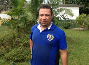 Edney Lima, presidente do Genus (Foto: Hugo Crippa)