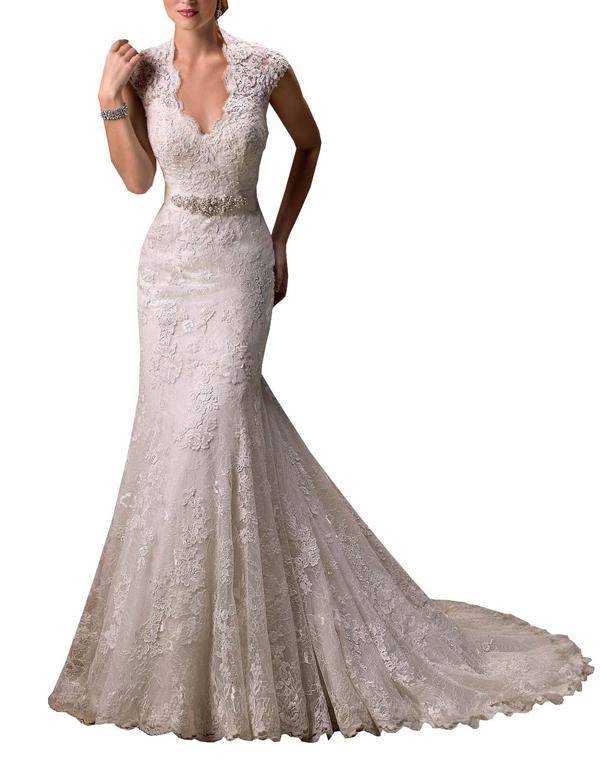 Vestido de noiva (Foto: Divulgação)