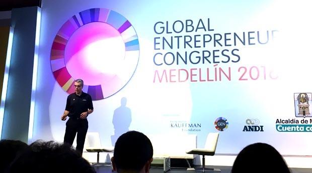 Bill Aulet: a universidade precisa se adaptar ao empreendedorismo (Foto: Fabiana Pires)