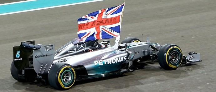 Carro Lewis Hamilton - 10 mais (Foto: Getty Images)