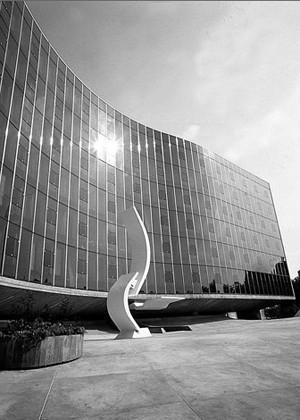Sede do partido comunista francês (Foto: Reprodução)