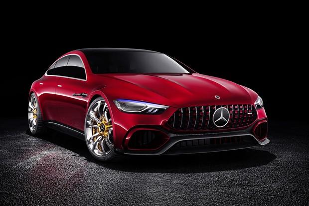 Mercedes AMG GT Concept (Foto: Divulgação)