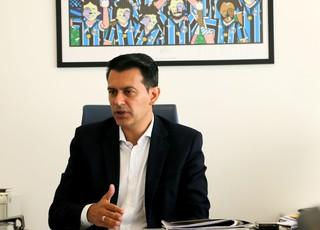 Rui Costa, diretor-executivo do Grêmio (Foto: Diego Guichard)