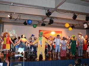 Semana oferece palestras e atividades na Apae Araraquara (Foto: Ligia Celante/ Arquivo Pessoal)