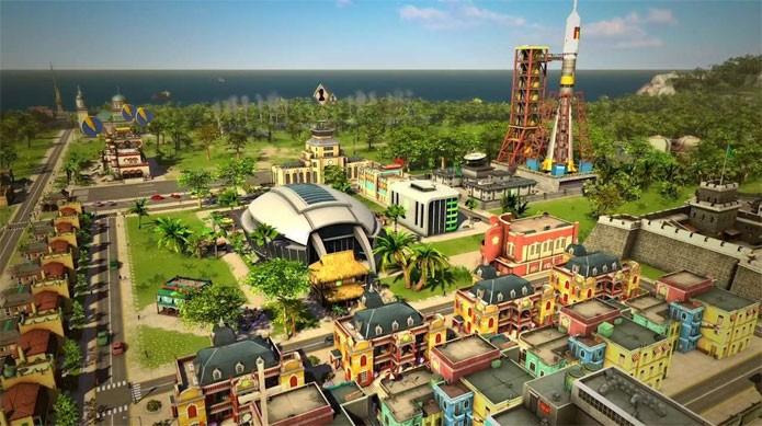 Tropico 5 ganha versão no PS4 (Foto: Divulgação)