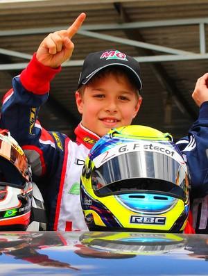 Gianluca Petecof não esconde que grande sonho da carreira é chegar à Fórmula 1 (Foto: Divulgação)