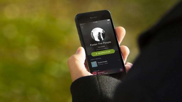 Spotify (Foto: Reprodução/Spotify)