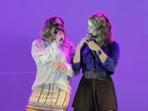 Rully cantou na festa de Alagoas (Foto: Divulgação/ Serivaldo Júnior)