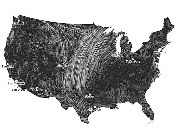 Windmap (Foto: Divulgação)
