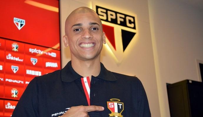 Doria (Foto: site oficial / saopaulofc.net)