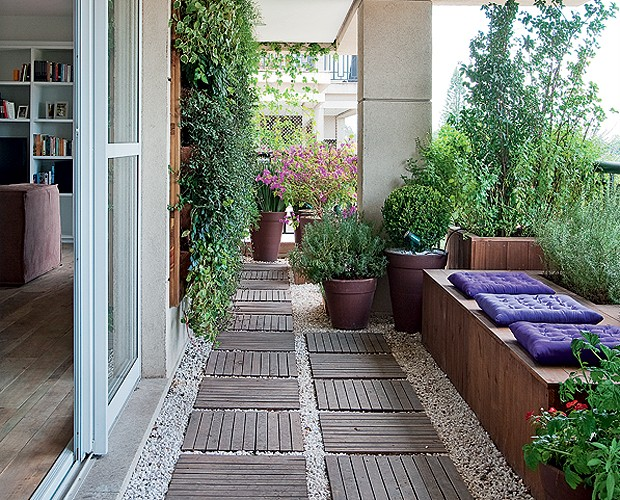 jardins terracos e varandas ? Doitri.com
