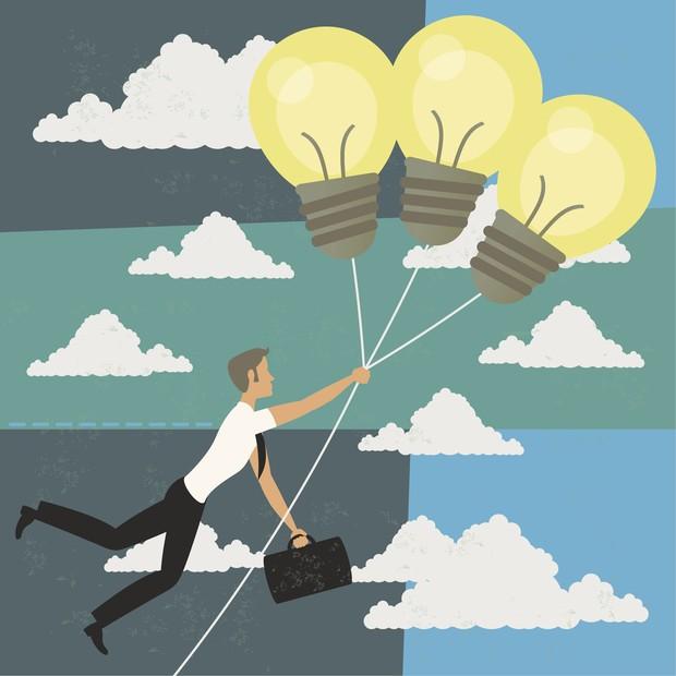 empreendedorismo; inspiração; sucesso; crescimento;  (Foto: ThinkStock)