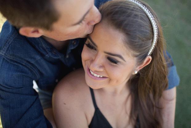 O casal Maria e Everaldo (Foto: Arquivo pessoal/BBC)