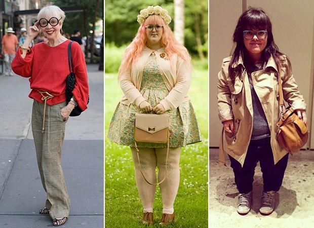 Blogueira Velhinhas Advanced, Cupcake's Clothes e Mini Look do Dia (Foto: Divulgação)