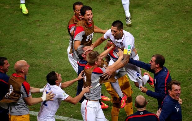 Dempsey EUA x Portugal (Foto: Reuters)