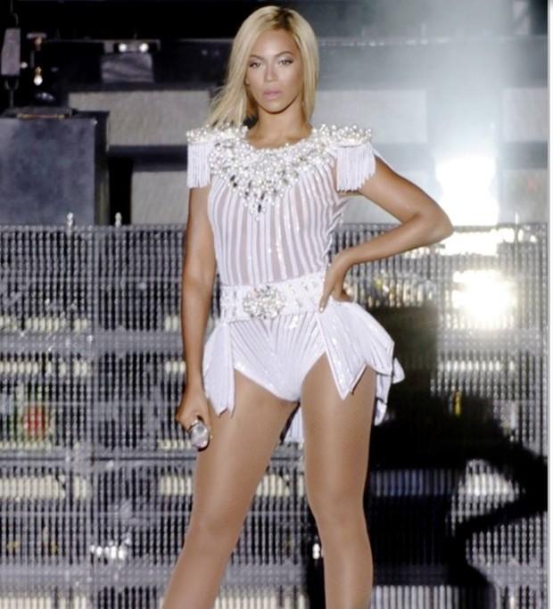 Beyoncé (Foto: Facebook / Reprodução)