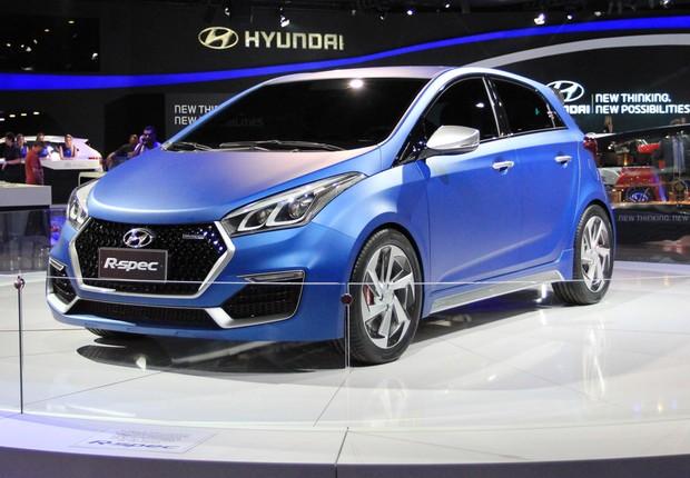 Hyundai HB20 R-Spec (Foto: Fabio Aro)
