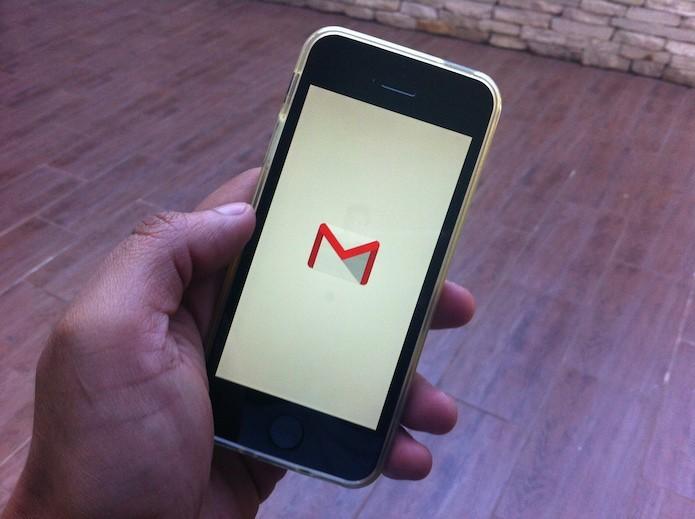 Como mover rascunhos para caixa de entrada no app do Gmail? (Foto: Marvin Costa/TechTudo)