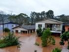 Município do RS tem maior volume de chuva para junho no Brasil, diz Inmet